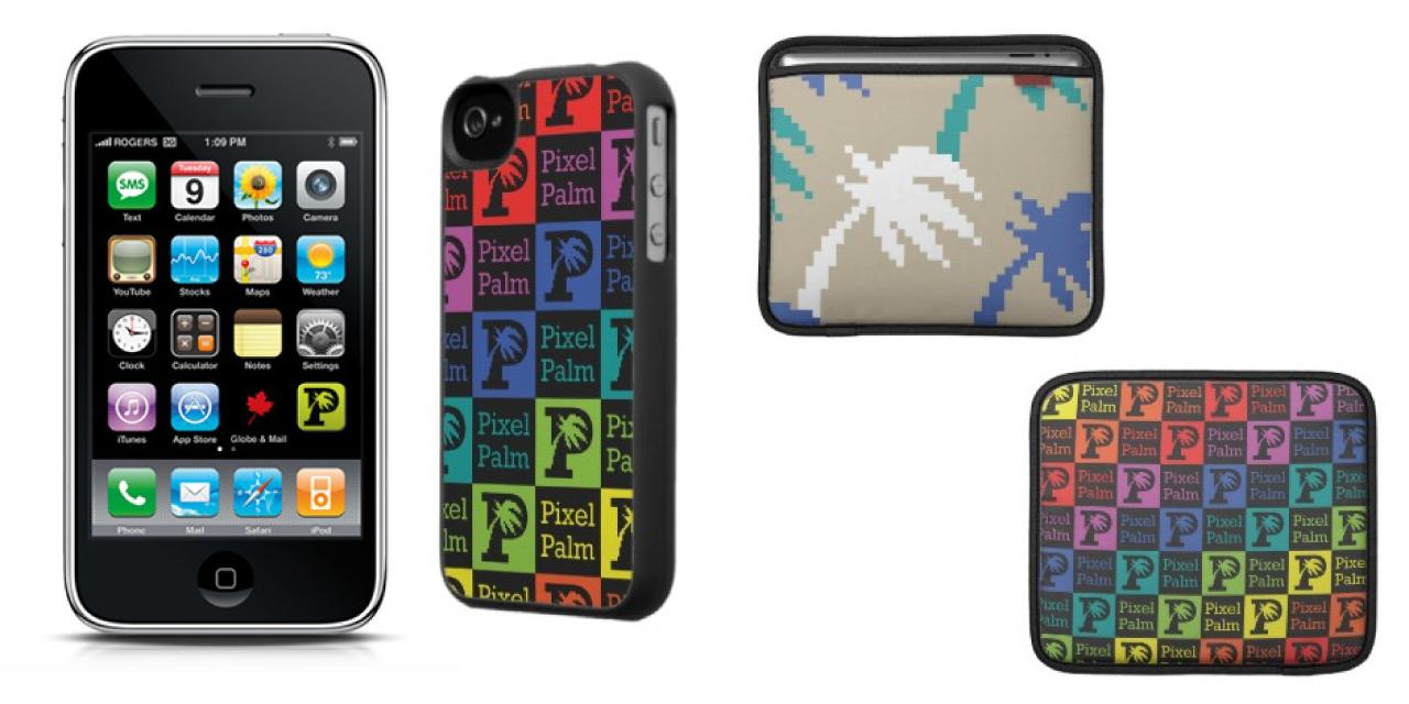 Pixel Palm