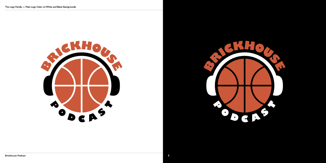 Brickhouse Podcast Style Guide